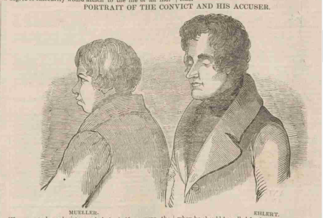 Frederik Ehlert taken from the Newcastle Journal 17th August 1839 p.3