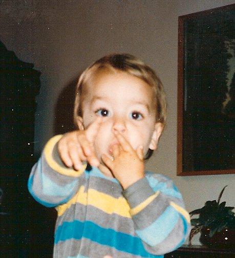 Me, pre 30.