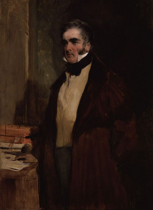 Prime Minister Lord Melbourne (PM 1834, 1835-41). Courtesy of wikipedia.org