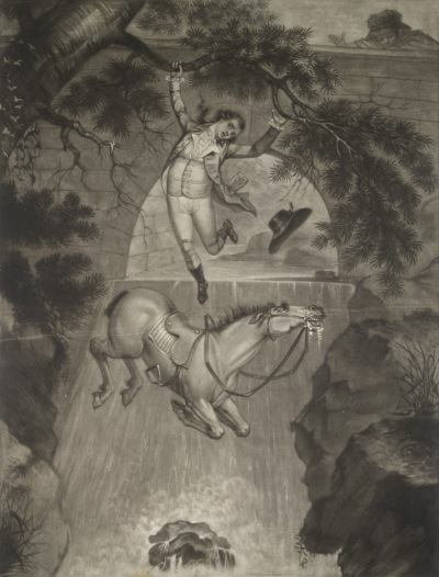 Lambert's Leap Engraver: Dawne, P Medium: Aquatint Date: 1786 Courtesy of http://www.bl.uk/onlinegallery/onlineex/kinggeorge/l/003ktop00000032u057g0000.html