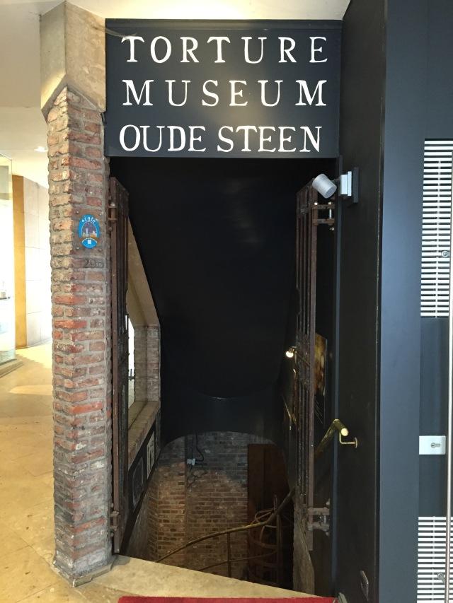 Torture Museum Bruges