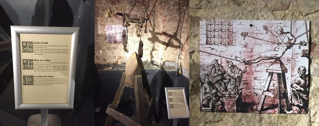The Judas Cradle - Torture Museum, Bruges