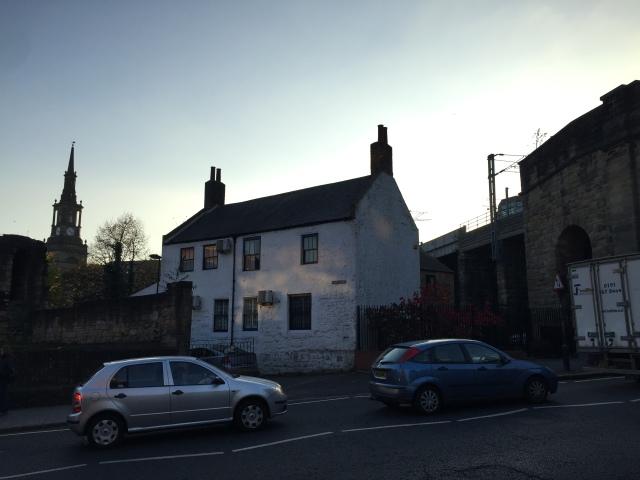 The Barber Surgeons' Gardener's cottage