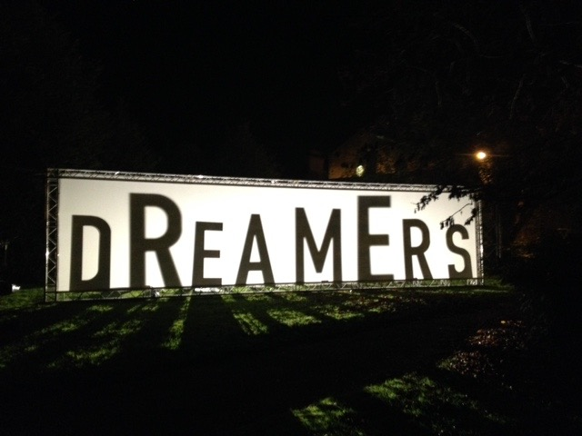 Dreamers, By Elisa Artesero. SHowing at Lumiere Festival Thursday 12th - Sunday 15th November
