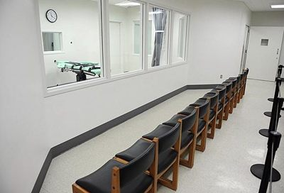San Quentin Prison's New Execution Chamber