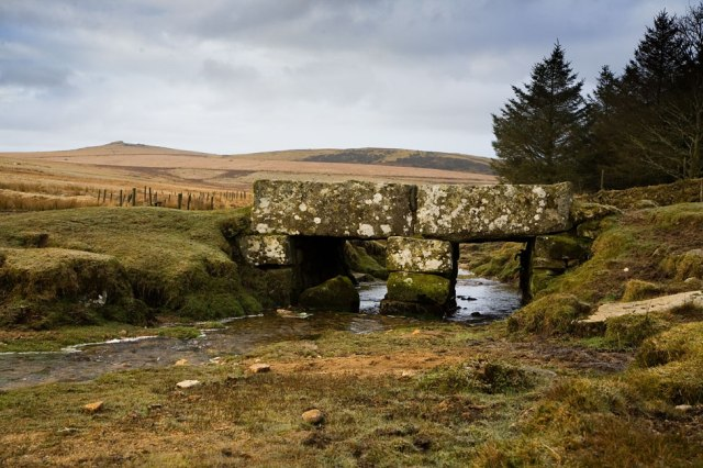 Roughtor Ford on Bodmin Moor. Image courtesy of cornwalls.co.uk