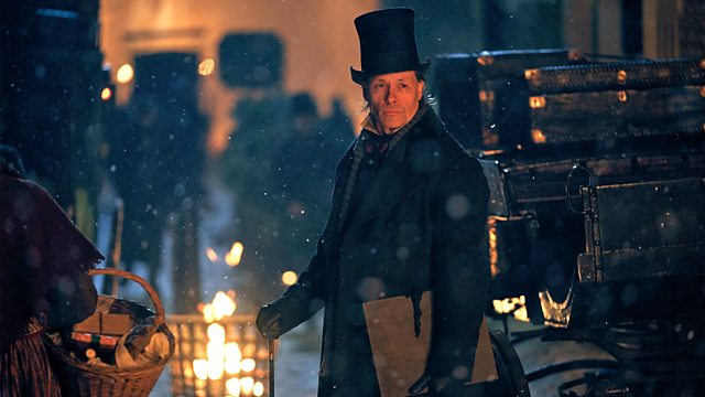 BBC One's A Christmas Carol