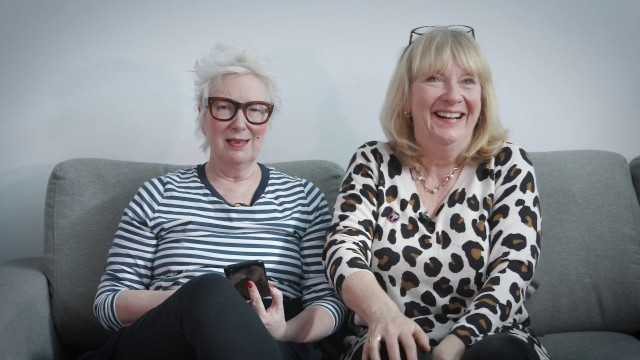 Jenny Eclair and Judith Holder - Older and Wider podcast
